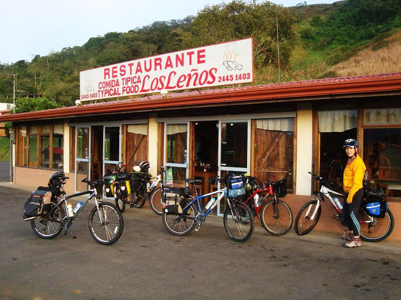Cicloviagem Costa Rica