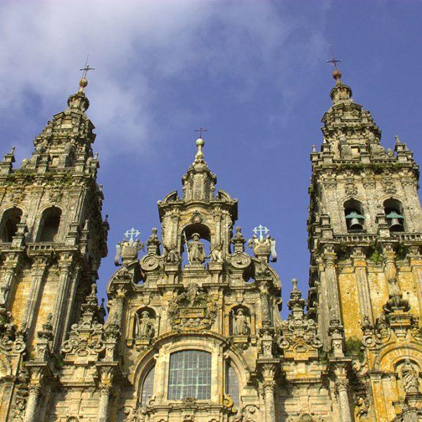 Caminho de Santiago de Compostela de bicicleta -