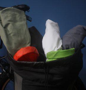O que levar de roupas em cicloviagens